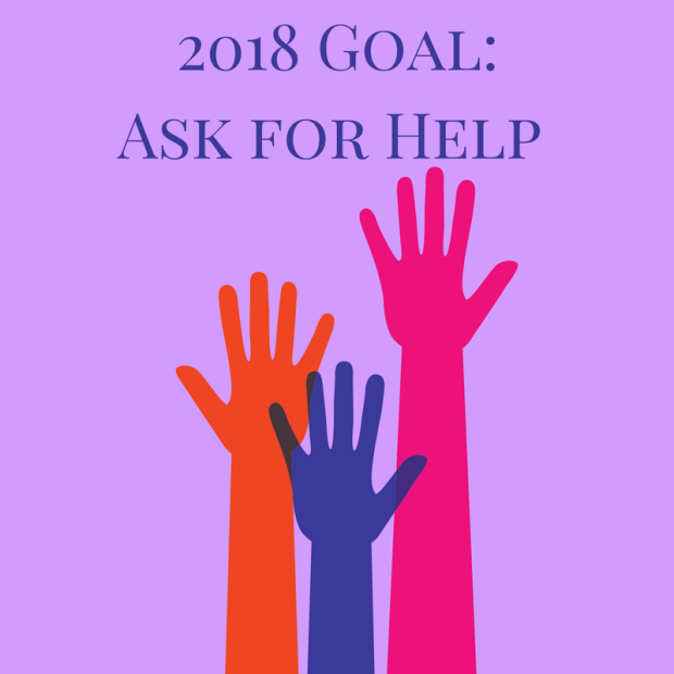 2018 Goal_ Ask for Help