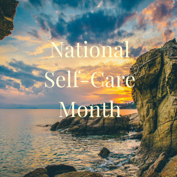 National Self-Care Month